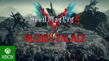 Devil May Cry 5 - Bloody Palace Trailer, Devil May Cry 5 – Bloody Palace Trailer