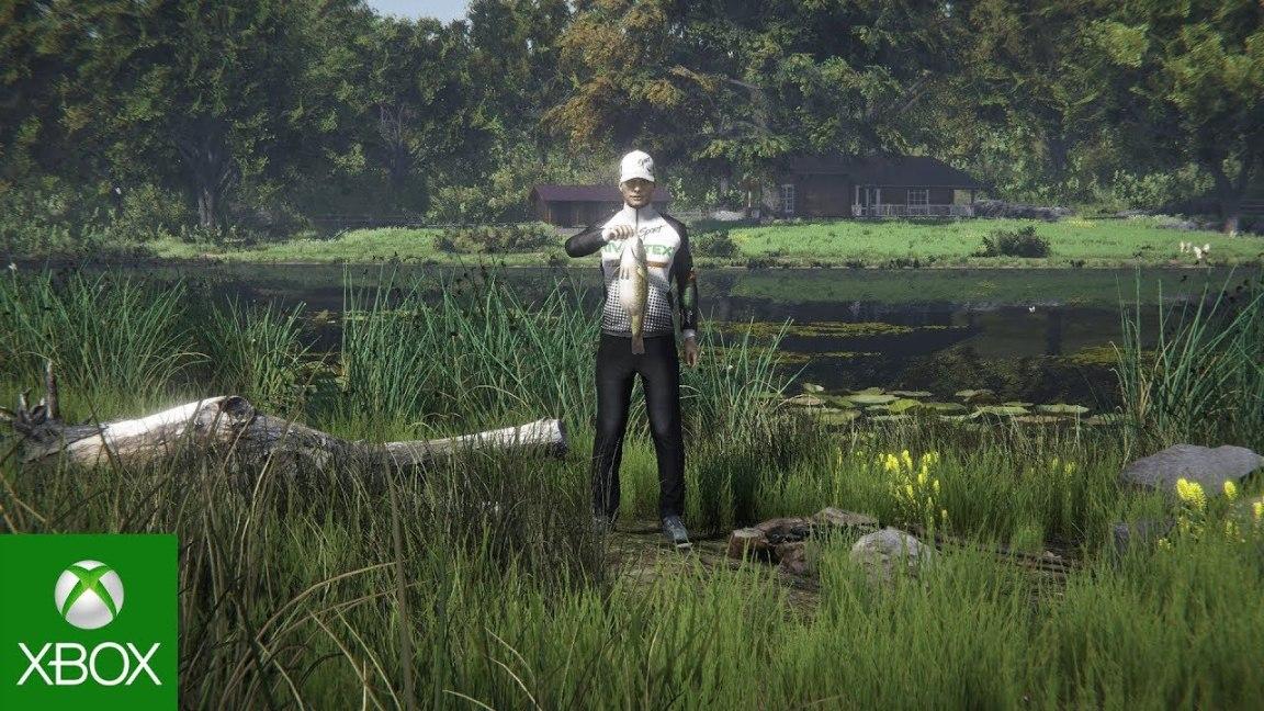 Fishing Planet Trailer de lançamento