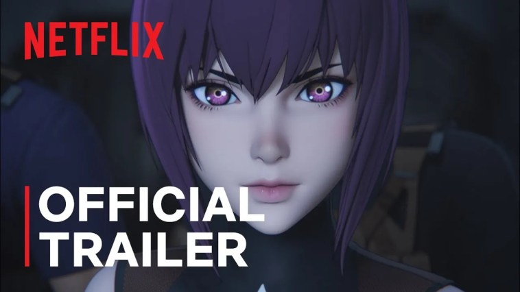 Ghost in the Shell: SAC_2045 | Trailer Oficial | Netflix