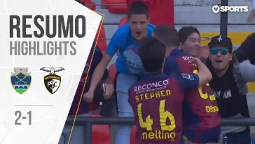 Highlights | Resumo: Chaves 2-1 Portimonense (Liga #31)