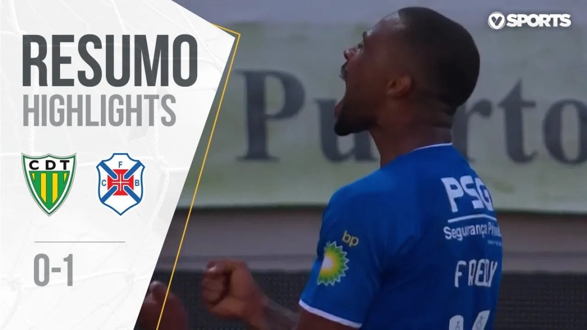 Highlights | Resumo: Tondela 0-1 Belenenses (Liga 18/19 #1)