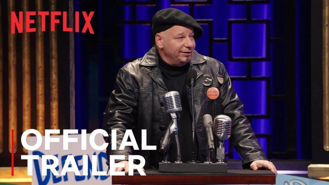 Historical Roasts with Jeff Ross | Trailer Oficial | Netflix, Historical Roasts with Jeff Ross | Trailer Oficial | Netflix