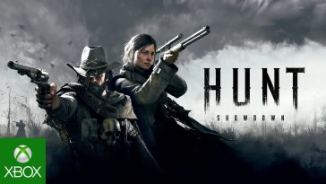 Hunt: Showdown Console Launch trailer, CA Notícias