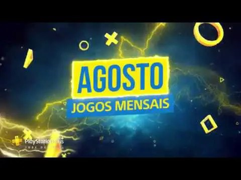 Jogos PlayStation Plus | Agosto 2019 | Wipeout Omega Collection + Sniper Elite 4 | PS Plus