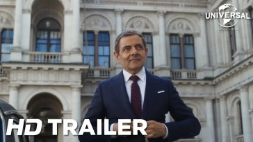 ", Primeiro trailer de ""Johnny English Volta a Atacar"""