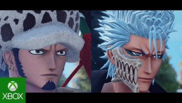 Jump Force – Grimmjow and Law Trailer