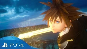 Kingdom Hearts III | Trailer Accolades | PS4