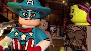 LEGO Marvel Super Heroes 2 – Story Trailer Oficial | HD