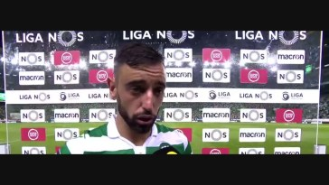 , Liga (4ª): Flash interview Bruno Fernandes