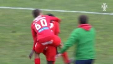 , Liga Revelação, 23.ª jornada: Vitória FC 1-1 Marítimo