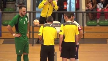 , Liga Sport Zone, 23.ª jornada: Leões Porto Salvo-Burinhosa, 1-3