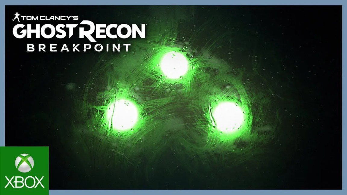 Tom Clancy's Ghost Recon Breakpoint, Tom Clancy's Ghost Recon Breakpoint: Deep State Teaser | Ubisoft