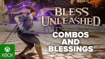 Bless Unleashed - All About Combos and Blessings