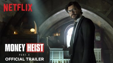 Money Heist: Part 4 | Trailer Oficial | Netflix