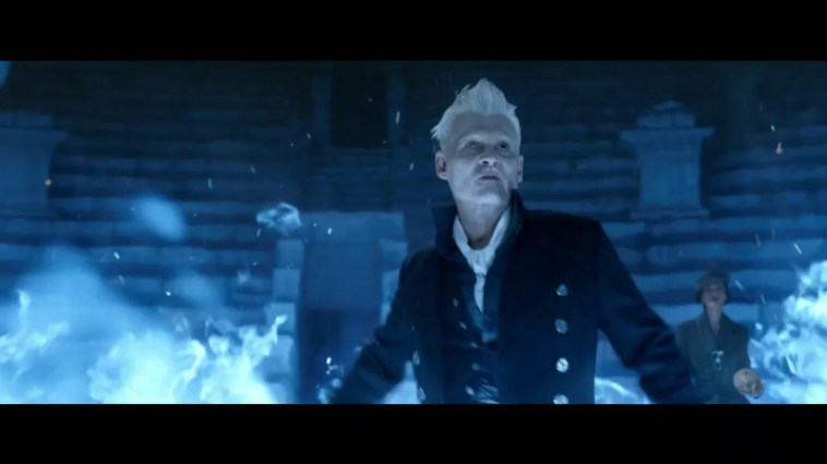 "Monstros Fantásticos: Os Crimes de Grindelwald – TV SPOT 30"" Side"
