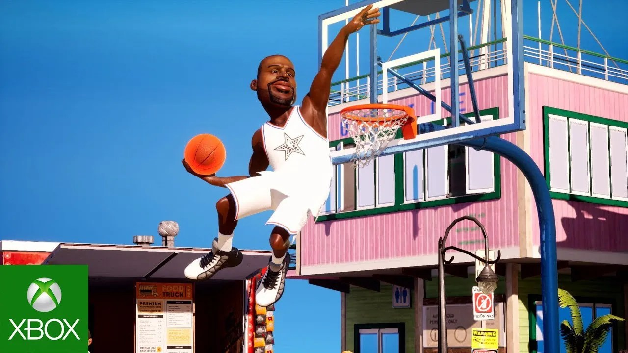 NBA 2K Playgrounds 2: All Star Trailer