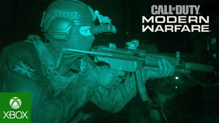 Official Call of Duty®: Modern Warfare® – Reveal Trailer