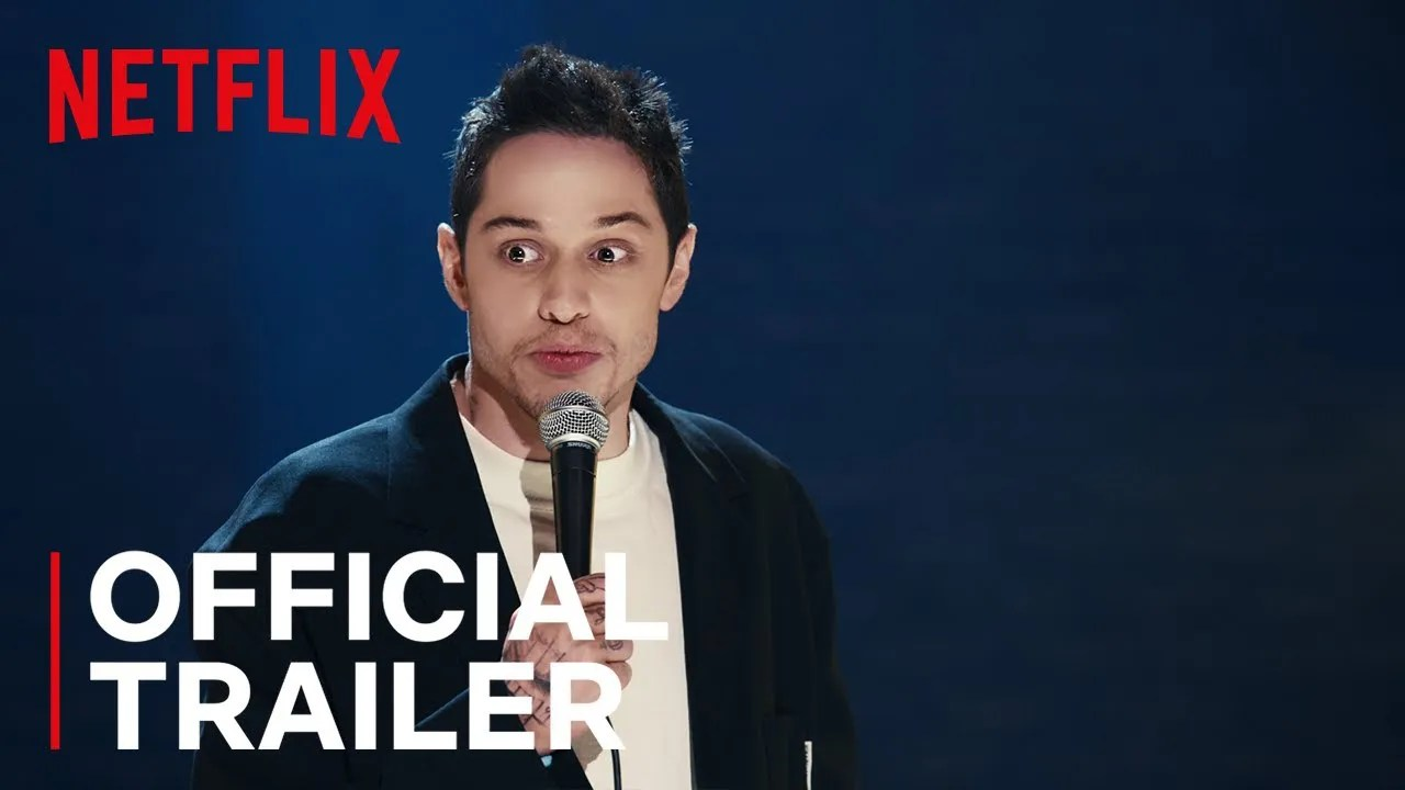 Pete Davidson: Alive From New York | Trailer Oficial | Netflix Standup Comedy Special