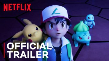Pokémon: Mewtwo Strikes Back—Evolution | Trailer Oficial | Netflix