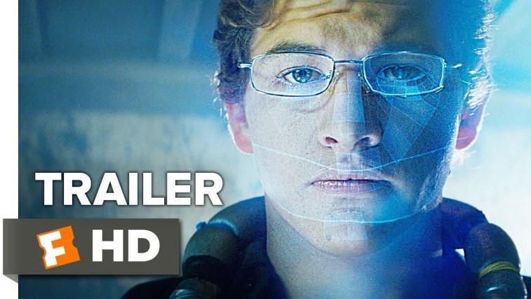 """Trailer, Foi revelado o trailer do novo filme de Steven Spielberg, """"Ready Player One"""""""