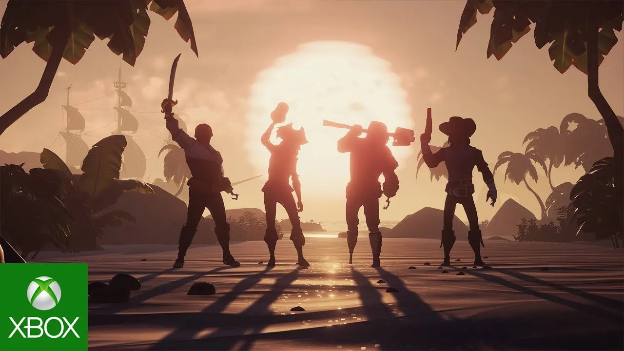 Sea of Thieves: Friends Play Free Trailer