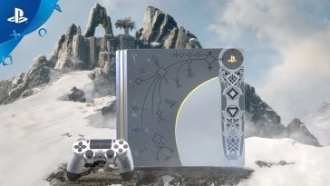 Sony revela edição limitada da PlayStation 4 Pro com tema de God of War