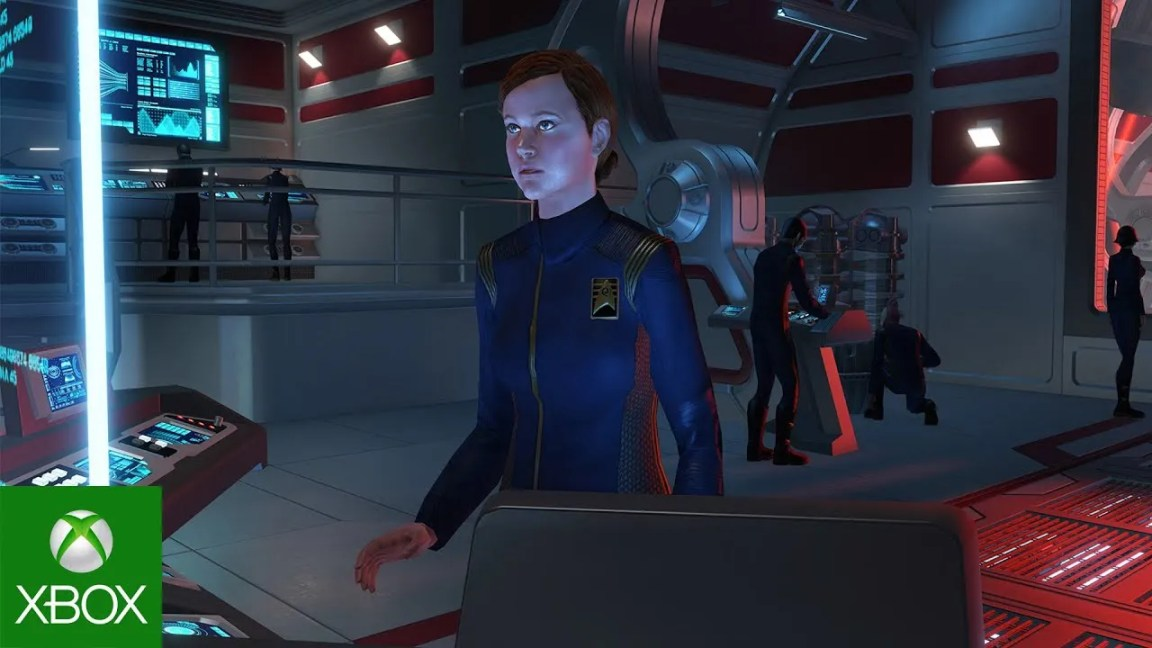 , Star Trek Online: Age of Discovery – Official Trailer de lançamento