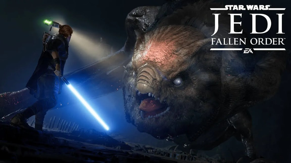 "Star Wars Jedi: Fallen Order | Trailer ""Cal's Mission"" 