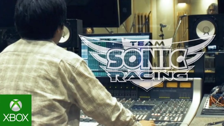 Team Sonic Racing – Behind the Music: Part 1