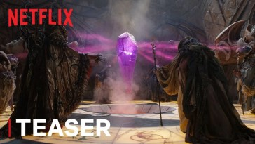 The Dark Crystal: Age of Resistance | Teaser | Netflix, The Dark Crystal: Age of Resistance | Teaser | Netflix