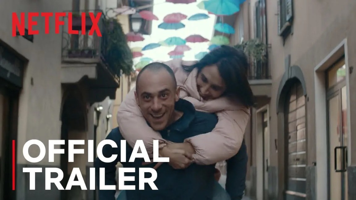The Man Without Gravity | Trailer Oficial | Netflix