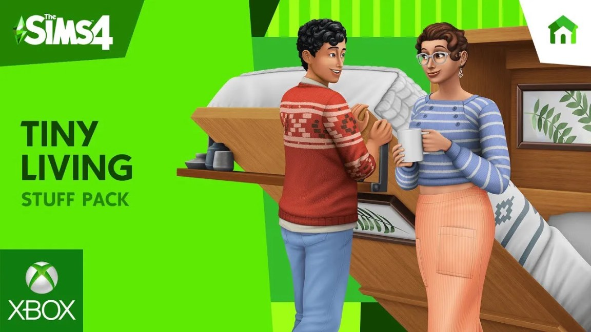 The Sims™ 4 Tiny Living: Trailer Oficial