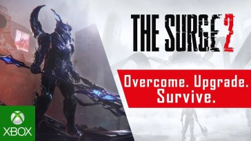 The Surge 2 – Overcome. Upgrade. Survive.