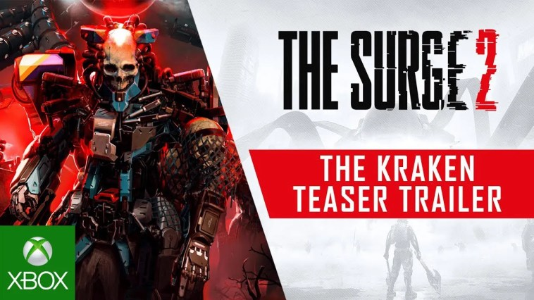 The Surge 2 – The Kraken Teaser Trailer