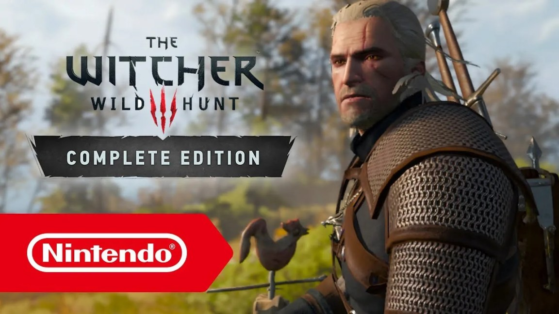 The Witcher 3: Wild Hunt –Complete Edition – Trailer E3 2019 (Nintendo Switch)