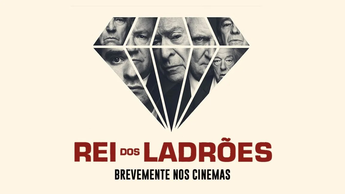 Trailer: Rei dos Ladrões (King Of Thieves)