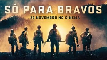 Trailer: Só para bravos / Only The Brave