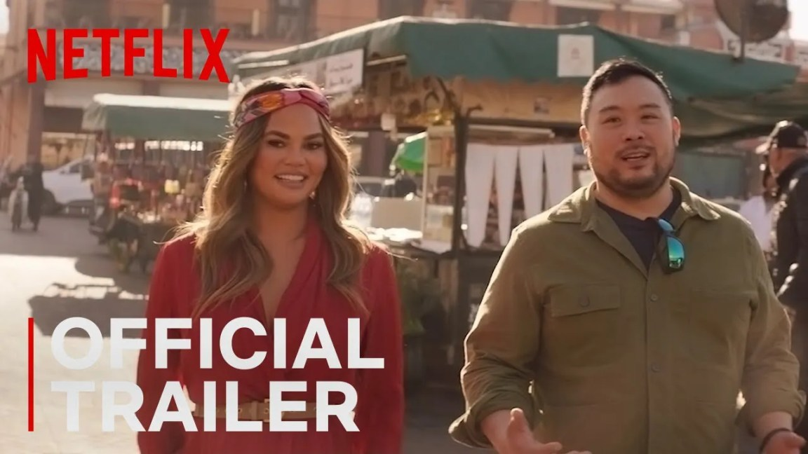 Travel the World With David Chang | Breakfast, Lunch & Dinner Trailer | Netflix, Travel the World With David Chang | Breakfast, Lunch & Dinner Trailer | Netflix