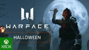 , Warface – Halloween Trailer