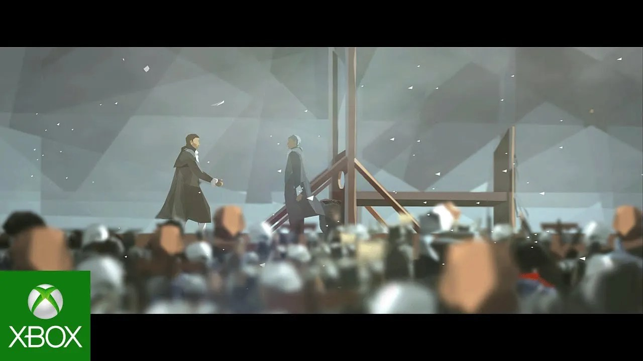 We. The Revolution – Accolade trailer /Xbox One