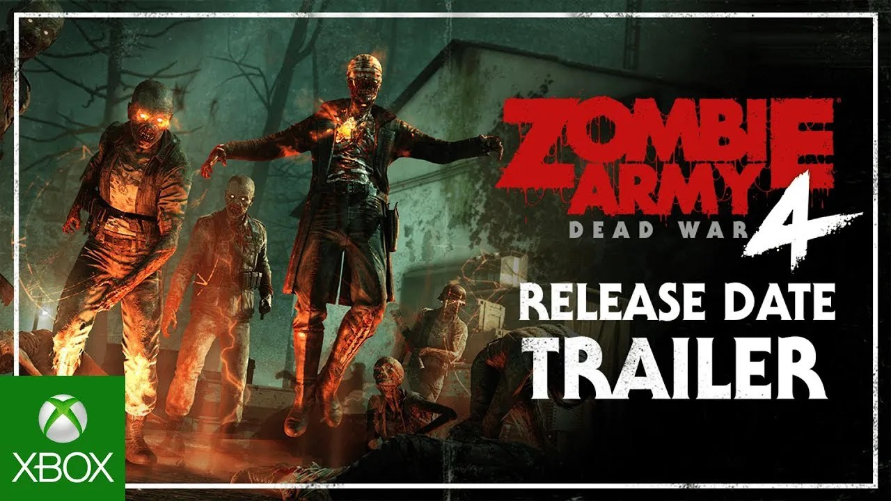 Zombie Army 4: Dead War – Release Date Trailer | Xbox One