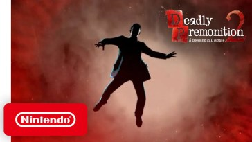 Deadly Premonition 2,deadly premonition 2 nintendo switch, Deadly Premonition 2: A Blessing in Disguise – Disponível a 10 de julho! (Nintendo Switch), CA Notícias, CA Notícias