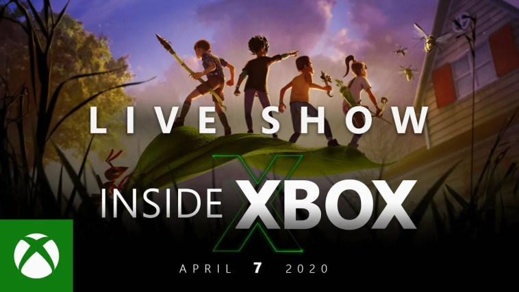 Inside Xbox April 2020 Live Show – ft. Grounded, Gears Tactics, more!