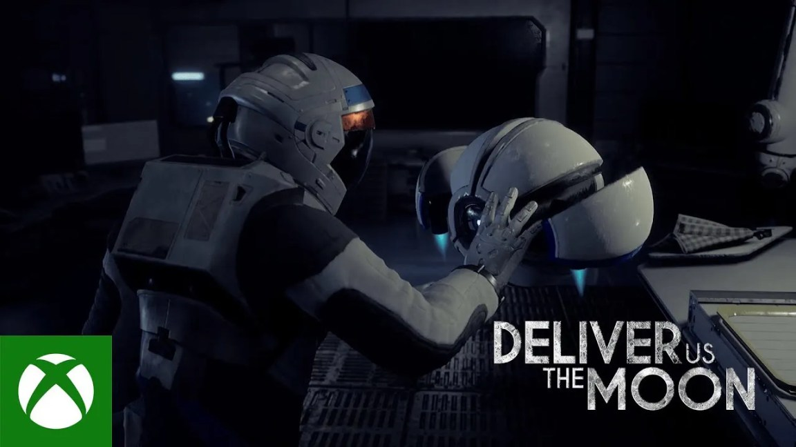 Deliver Us The Moon | Launch Trailer