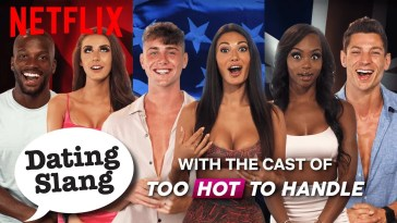 Dating Slang From Around The World | Too Hot To Handle | Netflix