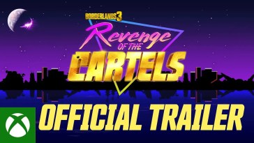 Borderlands 3 - Revenge of the Cartels Official Trailer