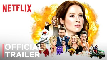 Unbreakable Kimmy Schmidt, Unbreakable Kimmy Schmidt: Kimmy vs. The Reverend | Interactive Special Trailer Oficial | Netflix