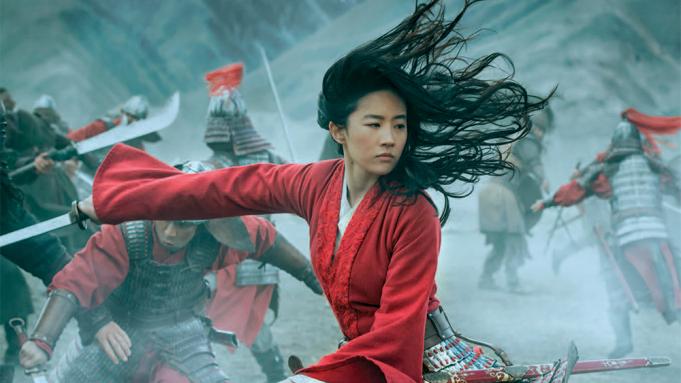 mulan, Mulan estreia hoje no Disney+