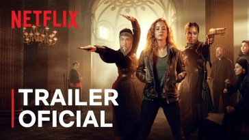 Warrior Nun | Trailer oficial | Netflix