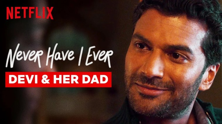 Never Have I Ever | Devi and Her Dad | Netflix